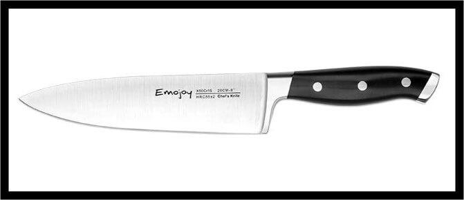 Emojoy ABS Handle Knife