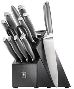 JA Henckels Modernist 14pc Knife Set