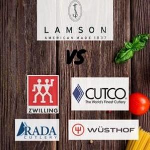 Lamson Knives Verses American Brands