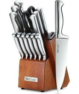 McCook 15 Piece Knife Set