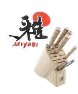 Miyabi Knife Set