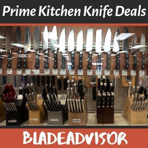 Amazon Prime Day Kitchen Knife Deals 2020