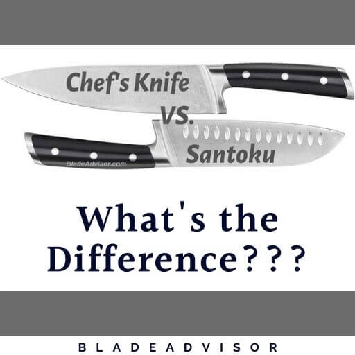Santoku or Chef Knife