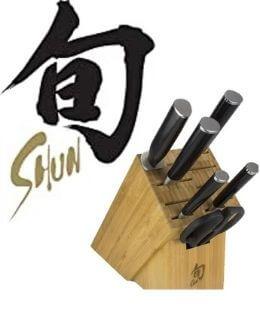 Shun Classic 7pc Knife Block Set