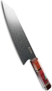 Yatoshi Kirtisuke Knife damascus steel black friday