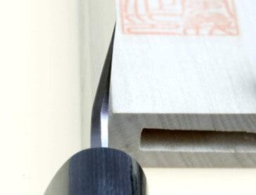 Yoshihiro Shiroko Blade Detail