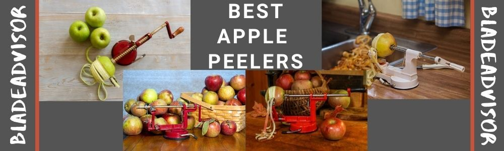 best apple peeler