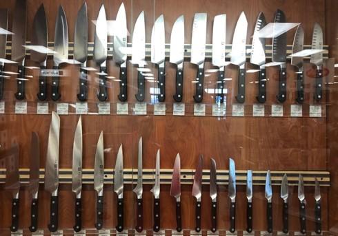 buying individual kitchen knives vs a set