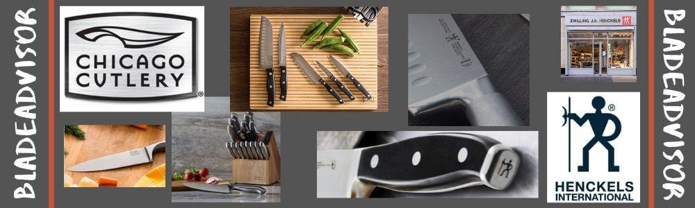 chicago cutlery vs henckels