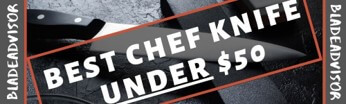 link to best chef knife under 50